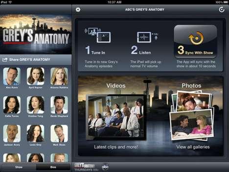 Interactive TV Apps