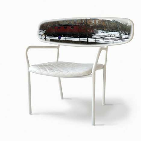 Rear-View Mirror Seating