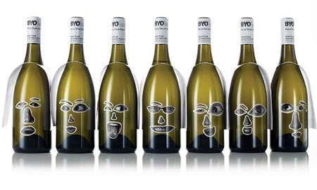 39 Unique Wine Labels