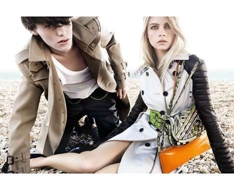 100 Iconic Burberry Collections