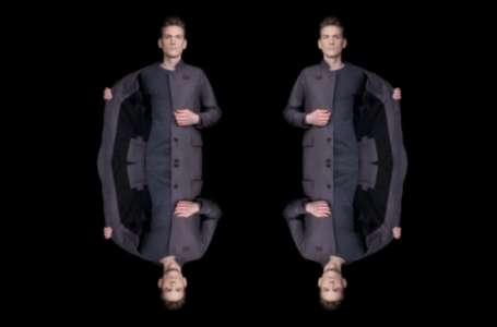 Kaleidoscopic Menswear Campaigns