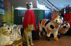 Feline Museums - The Cat Museum in Malaysia is Specially for Cat Lovers