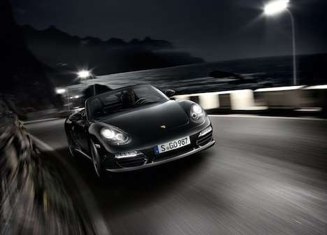 Midnight-Black Cars
