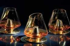 Punctured Whiskey Glasses