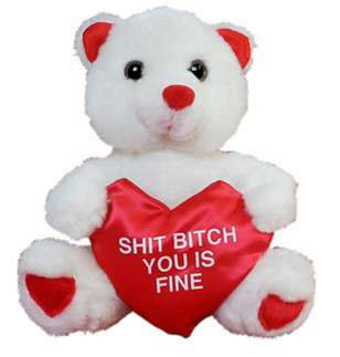 Vulgar Stuffed Animals