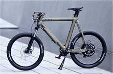 Next-Gen Bicycles - Grace Pro Bikes are Ultra Comfortable & Handle Well