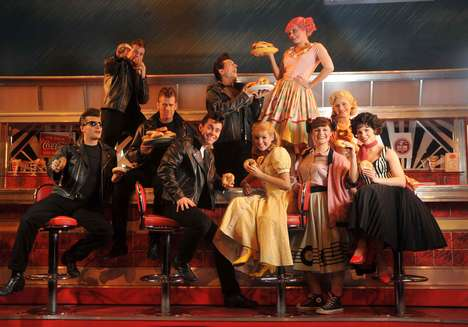 Early Morning Musicals - New York Bakery Co Stages 20-Minute Morning Performance of Grease