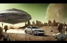 Epic Sci-Fi Car Ads - The Kia Optima Super Bowl 2011 Commercial