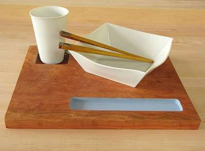 Modern Asian Dishware
