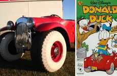 Real-Life Cartoon Roadsters
