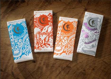 Embossed Chocolate Packaging