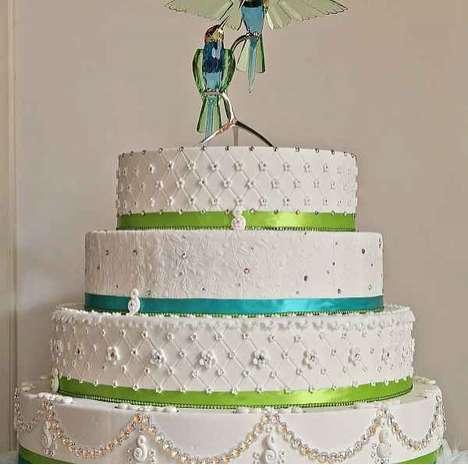 Blinged Bridal Baking