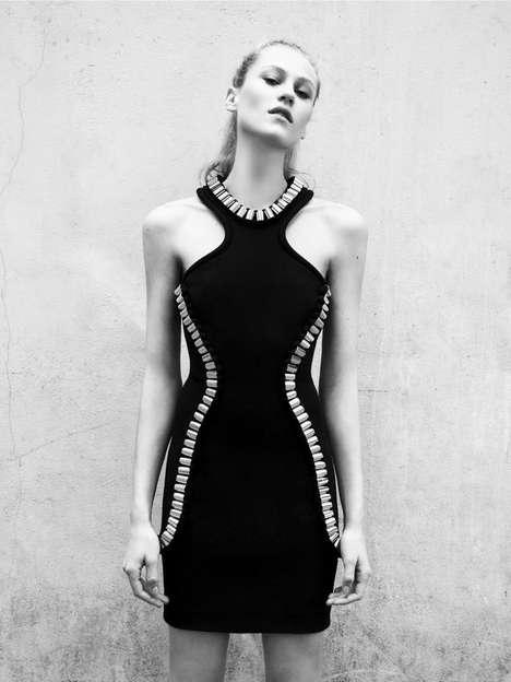 Metal Dress Trimmings