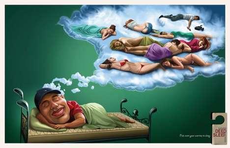 Celebrity Slumber Campaigns