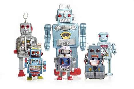 Badass Vintage Robots