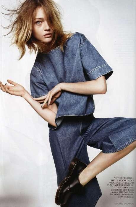 Free-Spirited Fashion Shoots