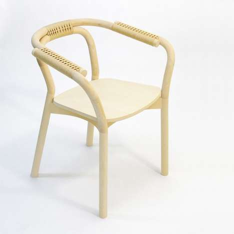 Simple Entwined Seating