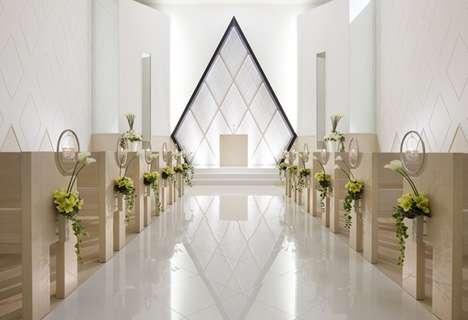 Diamond Themed Chapels