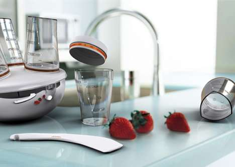 Interactive Cooking Contraptions
