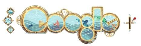 Interactive Google Doodles