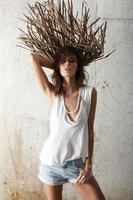 Hay-Hair Lookbooks