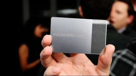 Entrepreneurial Benefit Cards - Reward Your Business With the FoundersCard
