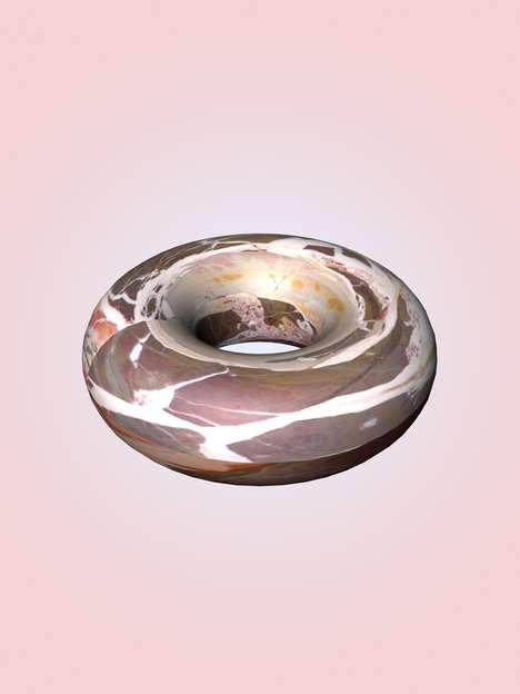 3D Hypnotic Donuts