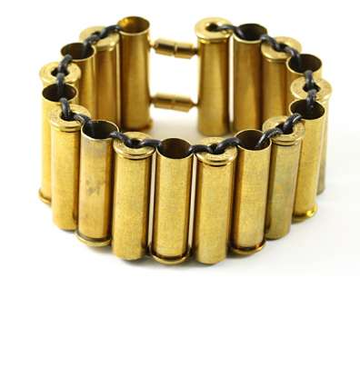 The Rebellious Shannon Astali Dejong Bullet Casing Cuff