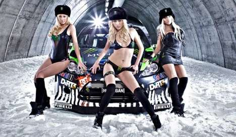 Fierce Monster Rally Cars