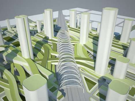 Urban Green Redesigns