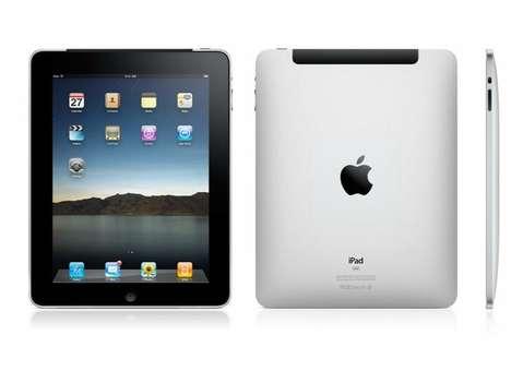 Sleek Apple Tablets