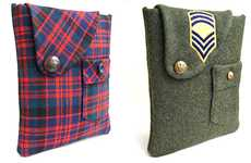 Handmade iPad Clothing - These iSockit iPad Cases are Perfect for Your Tablet