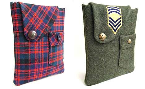 Handmade iPad Clothing