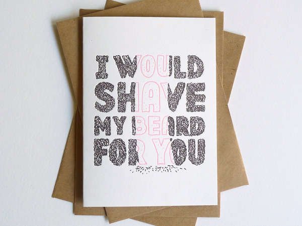 44 Quirky Valentines Day Cards – Romantic Valentine Card Sayings