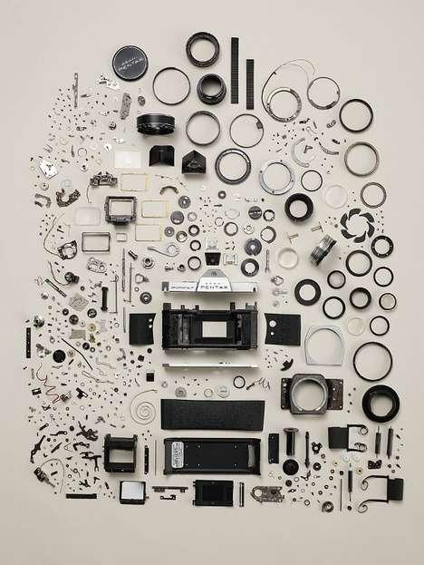 Explosive Gadget Photography