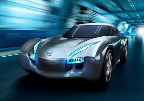 Sleek Electric Concept Cars