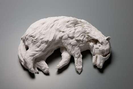 Humanimal Sculpture Creations (UPDATE)
