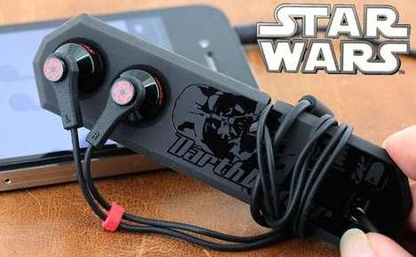 Sci-Fi Listening Gear