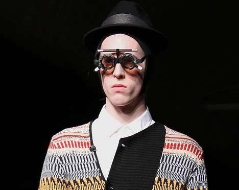 Strangely Spectacled Fashion