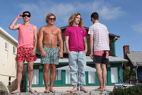 West Coast Surfer Duds