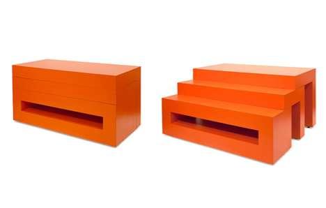 Jigsaw Display Surfaces