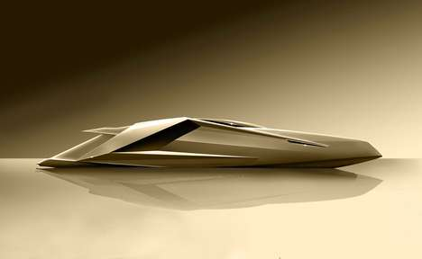 The Conceptual Lamborghini Yacht is Luxury at its Best