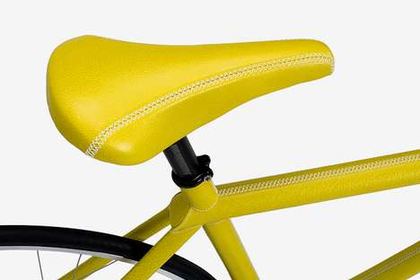Luxury Leather Bicycles (UPDATE)