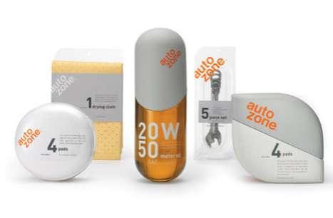 Clean Car Care Packaging