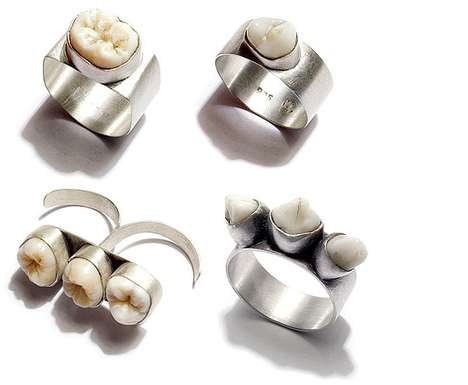 Human Tooth Trinkets