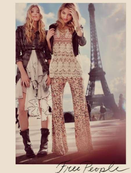Parisian Bistro Lookbooks