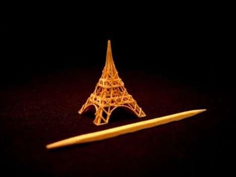 Toothpick Miniatures