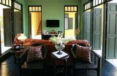 Fanciful Bangkok Hotels - The Baan Pra Nond B&B is a Whimsical Boutique Treat