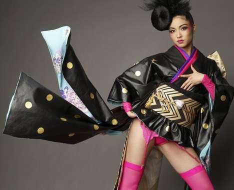 57 Glamorous Geisha Innovations