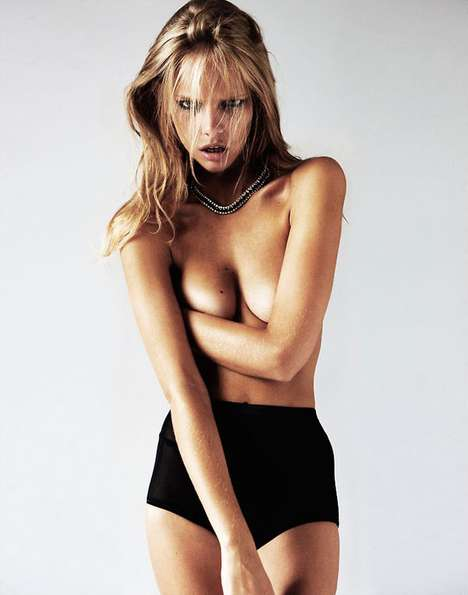 Manolo Campion Shoots the Alluring Marloes Horst